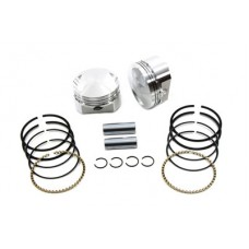 Wiseco Piston Kit .010 Oversize 11-9955