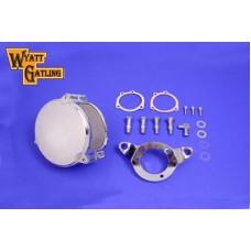 Wyatt Gatling New Era Air Cleaner Kit Chrome 34-0839